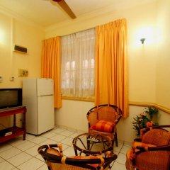 Отель Paradise Holiday Village Апартаменты с различными типами кроватей