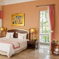 Отель Dalat Edensee Lake Resort & Spa 5* Номер Делюкс фото 2