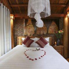 Отель Seaside An Bang Homestay 2* Номер Делюкс с различными типами кроватей фото 10