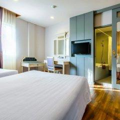 Отель Royal Rattanakosin 4* Номер Делюкс фото 6