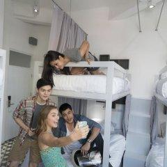 Отель Cacha bed Кровать в общем номере с двухъярусной кроватью фото 12