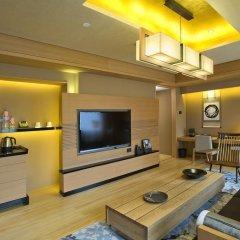 Hotel New Otani Chang Fu Gong комната для гостей фото 12