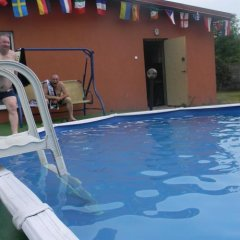 Отель Centrum Wypoczynkowe Karman бассейн фото 2