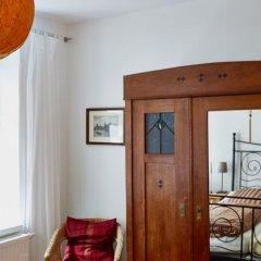 Отель Ferienwohnung Priessnitz Германия, Дрезден - отзывы, цены и фото номеров - забронировать отель Ferienwohnung Priessnitz онлайн удобства в номере