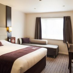Отель Premier Inn London Southwark (Bankside) комната для гостей фото 5