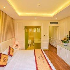 Hanoi HM Boutique Hotel 3* Стандартный номер с двуспальной кроватью фото 8