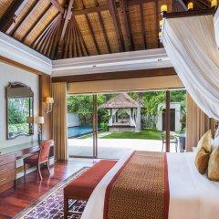 Отель The Laguna, a Luxury Collection Resort & Spa, Nusa Dua, Bali 5* Вилла с различными типами кроватей