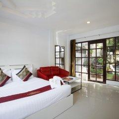 Отель Club Bamboo Boutique Resort & Spa 3* Улучшенный номер с различными типами кроватей фото 10