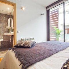 Отель Barcelona Charming Guell Terrace Испания, Барселона - отзывы, цены и фото номеров - забронировать отель Barcelona Charming Guell Terrace онлайн комната для гостей фото 3