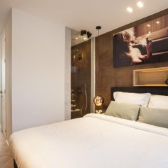 Отель Kaai 11 4* Люкс с различными типами кроватей фото 4