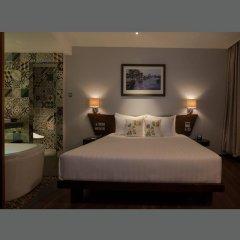 Silverland Sakyo Hotel & Spa 4* Номер Делюкс фото 2