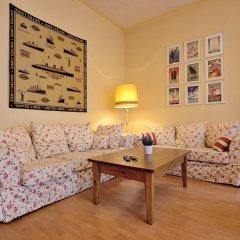 Отель Vic Apartament Prowansja комната для гостей фото 5