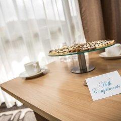 Rila Hotel Borovets 4* Стандартный номер с разными типами кроватей фото 3