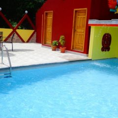 Hotel Maya Vista бассейн