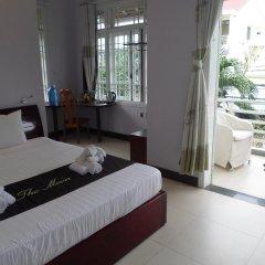 Отель The Moon Villa Hoi An 2* Номер Делюкс с различными типами кроватей фото 8