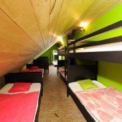 Backpacker Hostel Кровать в общем номере с двухъярусной кроватью фото 7