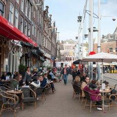 Отель AmsterdamStay City Center Nieuwmarkt питание