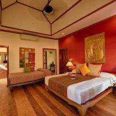 Отель Rabbit Resort Pattaya 4* Стандартный номер с различными типами кроватей фото 8