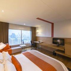 Pathumwan Princess Hotel 5* Стандартный номер с различными типами кроватей фото 11