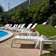 Hotel Trafalgar Римини бассейн фото 3