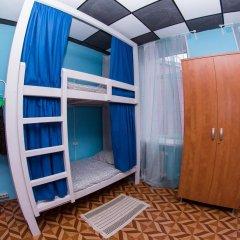 Laguna Hostel Кровать в общем номере с двухъярусной кроватью фото 27