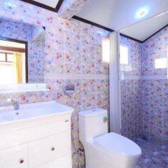 Отель Lanta Paradise Beach Resort ванная фото 2