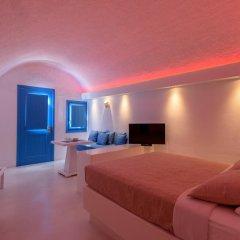 Отель Abyssanto Suites & Spa 4* Апартаменты с различными типами кроватей фото 9