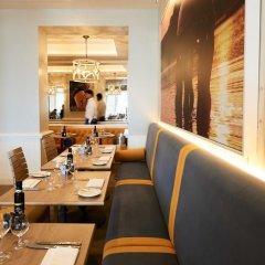 Отель Brighton Harbour Hotel & Spa Великобритания, Брайтон - отзывы, цены и фото номеров - забронировать отель Brighton Harbour Hotel & Spa онлайн питание фото 3