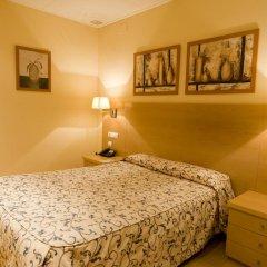 Отель Ciutat de Sant Adria 2* Стандартный номер с различными типами кроватей фото 3