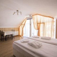 Гостевой Дом Лазурный Студия с разными типами кроватей фото 7