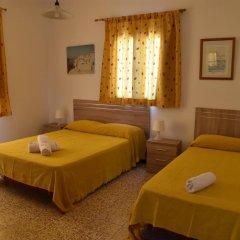 Отель Pensión Eva Стандартный номер с различными типами кроватей фото 4