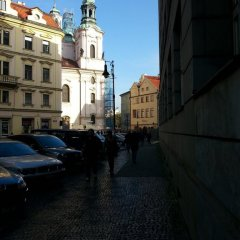 Отель Old Town Prague Chez moi Прага