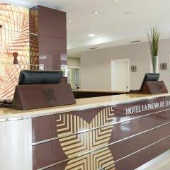 Hotel La Palma de Llanes интерьер отеля