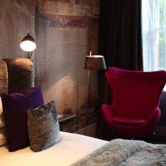 Отель Malmaison London 4* Номер Mal club с различными типами кроватей