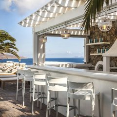 Anemoessa Boutique Hotel Mykonos гостиничный бар