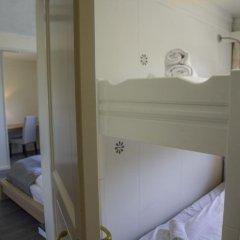 Lillehammer Turistsenter Budget Hotel 3* Стандартный семейный номер с двуспальной кроватью