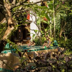 Отель Four Seasons Resort Chiang Mai 5* Стандартный семейный номер с двуспальной кроватью фото 2
