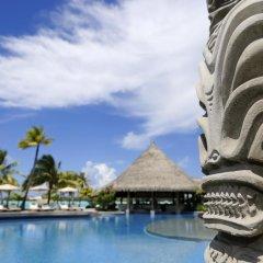 Отель The St Regis Bora Bora Resort бассейн фото 4