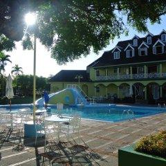 Апартаменты Beach Studio 6 бассейн
