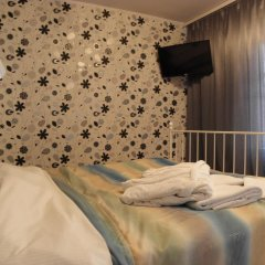 Гостиница Уютный Дом Улучшенный номер разные типы кроватей фото 3