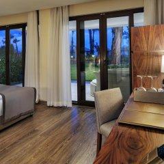 Отель Nirvana Lagoon Villas Suites & Spa 5* Люкс повышенной комфортности с различными типами кроватей фото 33
