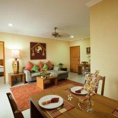 Отель Baan Souy Resort 3* Апартаменты с разными типами кроватей фото 3