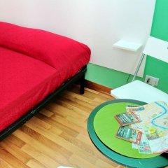 Отель Lucky Domus 2* Стандартный номер с различными типами кроватей фото 4