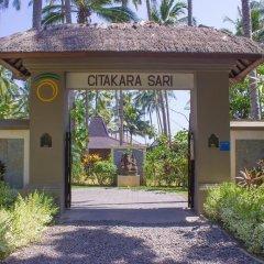 Отель Beachfront Citakara Sari Villas Индонезия, Бали - отзывы, цены и фото номеров - забронировать отель Beachfront Citakara Sari Villas онлайн фото 3