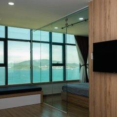 Апартаменты Sunrise Ocean View Apartment Студия фото 7