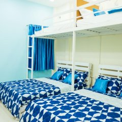 The Luci's House - Hostel Стандартный семейный номер с двуспальной кроватью фото 4