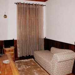 Отель Casa Do Brasao Люкс с различными типами кроватей фото 12