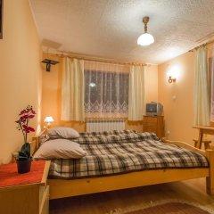 Отель Willa Pod Kopiencem Закопане комната для гостей фото 2