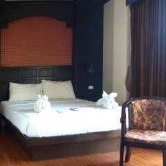 Отель SK Residence 3* Стандартный номер с различными типами кроватей фото 2
