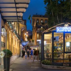 Отель Imperiale Италия, Рим - 4 отзыва об отеле, цены и фото номеров - забронировать отель Imperiale онлайн вид на фасад фото 3
